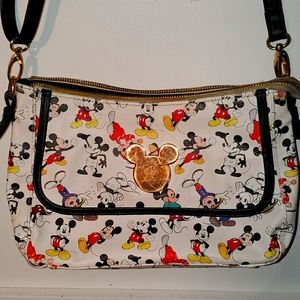 adford Exchange Disney Mickey Mouse Purse